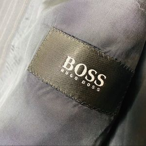 Boss Hugo Boss Black Mens Blazer, 46